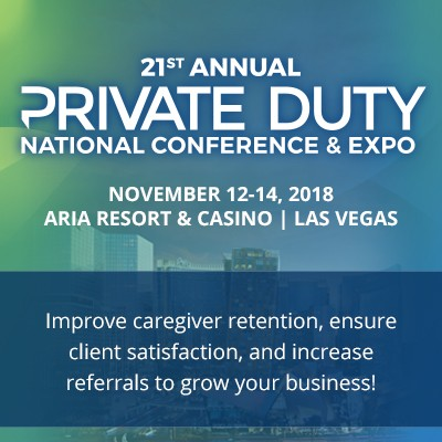 DecisionHealth's 21st Annual Private Duty National Conference & Expo